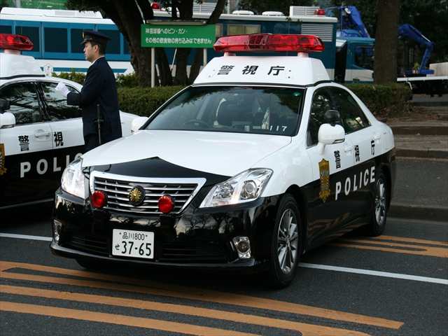 パトカーには緊急走行が許されている!?緊急自動車とは?徹底調査!のサムネイル画像