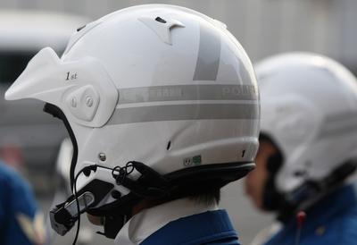 意外と知らない!白バイ隊員着用のヘルメットあれこれ、大調査!!のサムネイル画像
