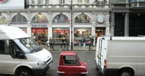 世界一小さい車!? 全長60cmの車 動画のサムネイル画像