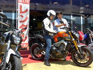 様々なシーンで活躍するレンタルバイク、その便利な使い方と注意のサムネイル画像