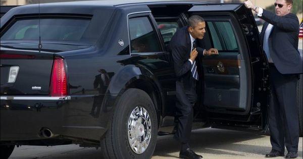 もはや戦車?オバマ大統領専用車「キャデラック・ワン」が凄すぎる!のサムネイル画像